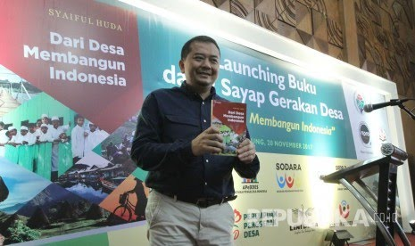 Ketua Komisi X DPR-RI, Syaiful Huda, menilai konsep Sekolah Amanat Undang-Undang bisa jadi jawaban kisruh PPDB.