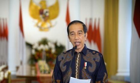 Presiden RI Joko Widodo (Jokowi). Ilustrasi